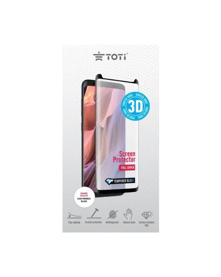 Защитное стекло Toti для Huawei P30 Lite
