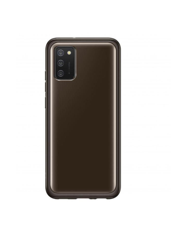 Samsung Galaxy A02S must telefoniümbris