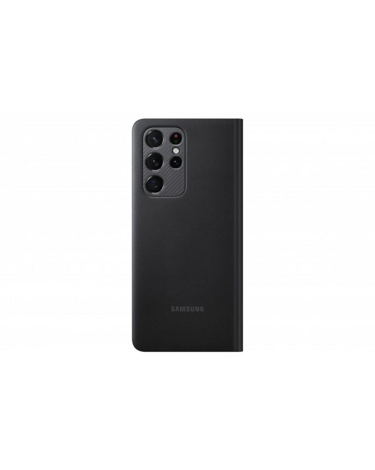 Samsung Galaxy S21 Ultra must telefoniümbris