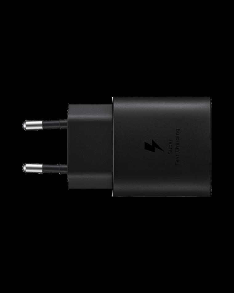 Зарядное устройство Samsung на 25 Вт с USB-выходом
