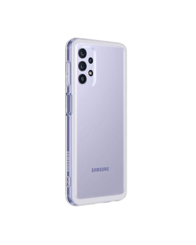 Samsung Galaxy A32 (5G) läbipaistev telefoniümbris