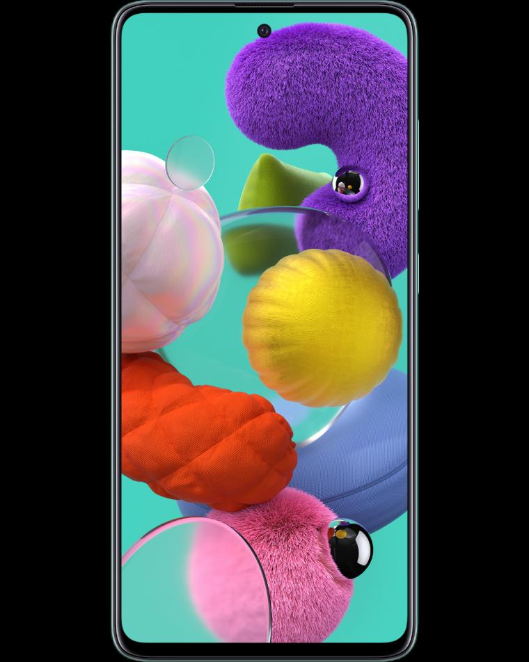 Samsung Galaxy A51 (kasutatud)