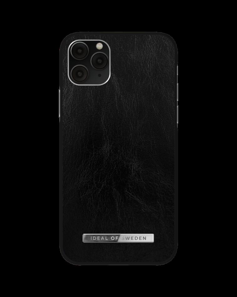 iDeal of Sweden telefoniümbris iPhone 11 Pro/XS/X Glossy Black Silver