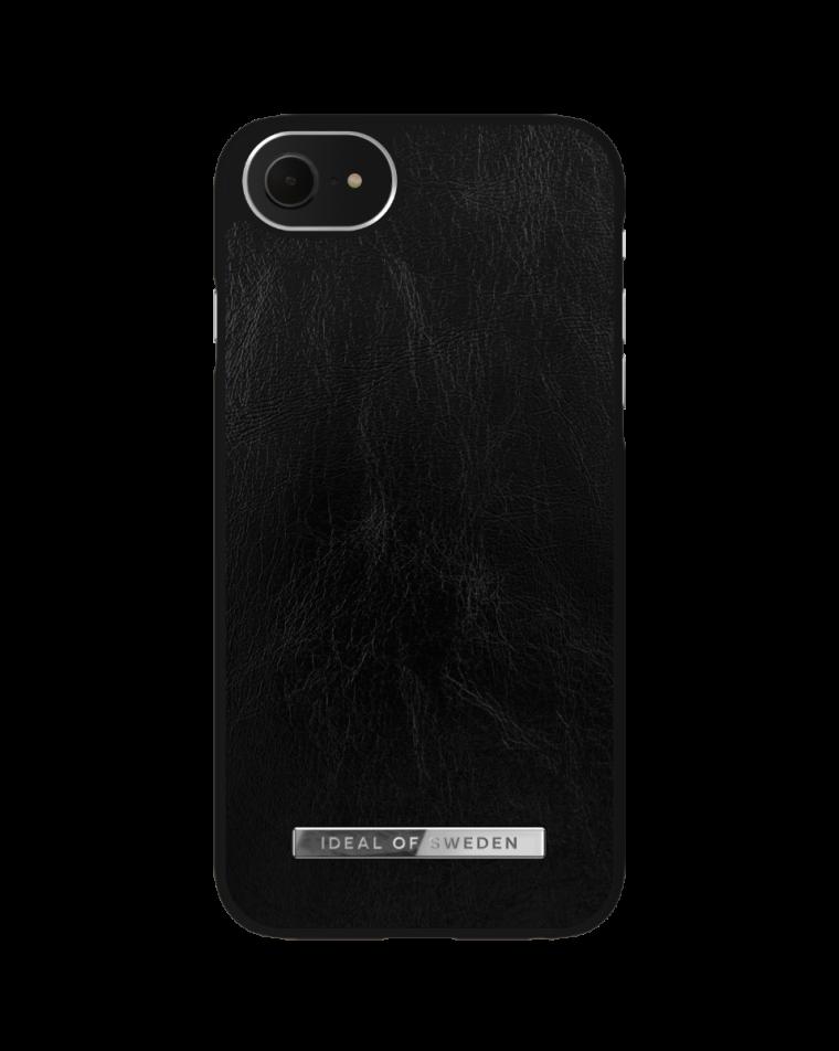iDeal of Sweden telefoniümbris iPhone 8/7/6/6s/SE Glossy Black Silver