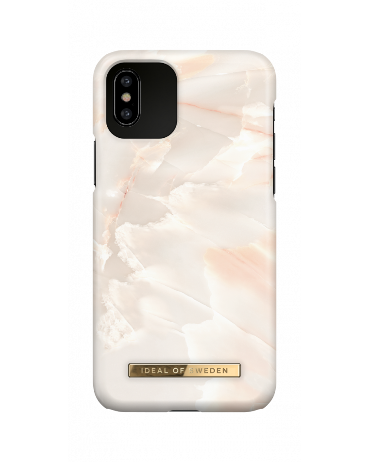 iDeal of Sweden telefoniümbris iPhone 11 Pro/X/Xs Rose Pearl Marble