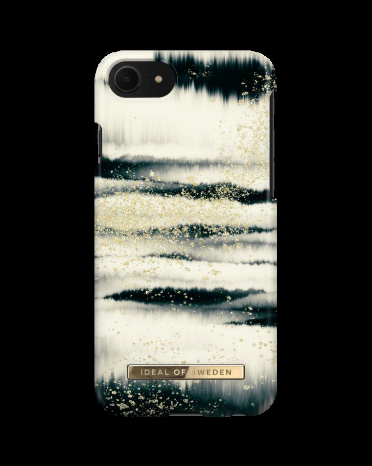 iDeal of Sweden telefoniümbris iPhone 8/7/SE (2020)  Golden Tie Dye