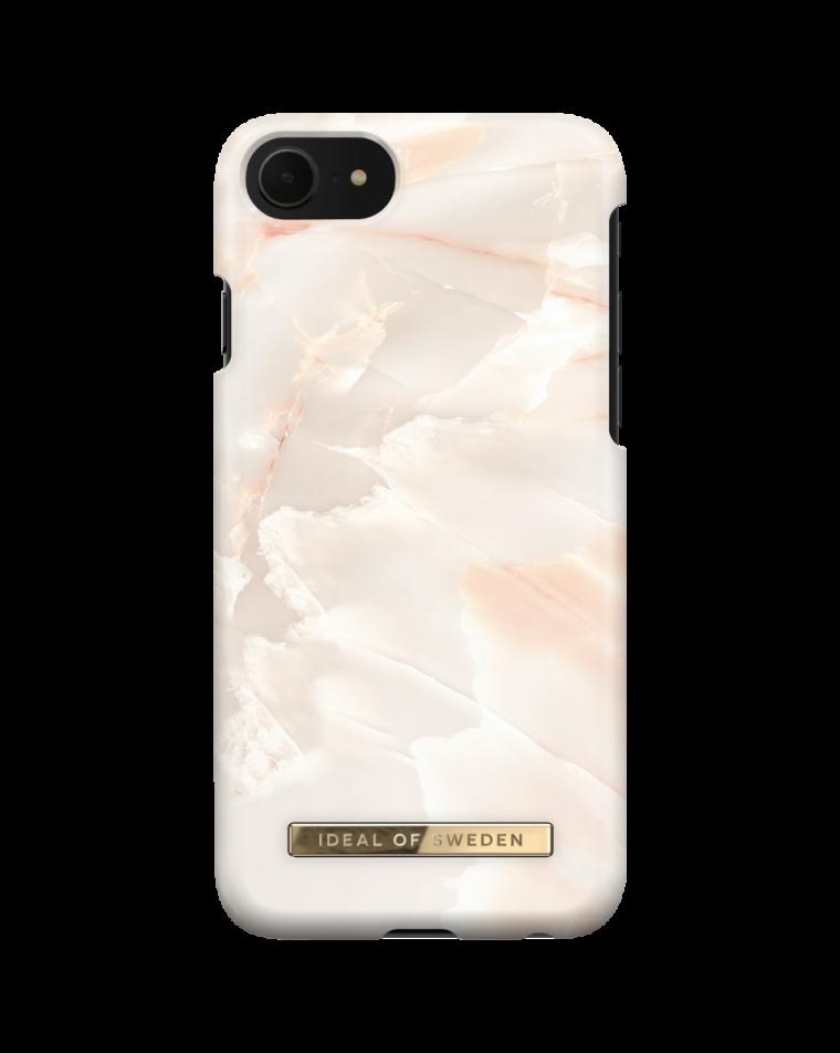iDeal of Sweden telefoniümbris iPhone 8/7/SE (2020)  Rose Pearl Marble