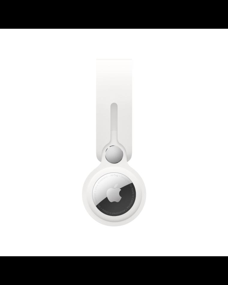 AirTag Loop - White