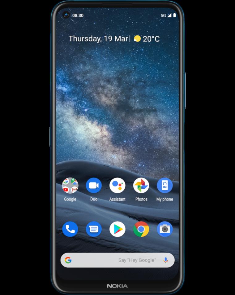 Nokia 8.3 5G (подержанный)