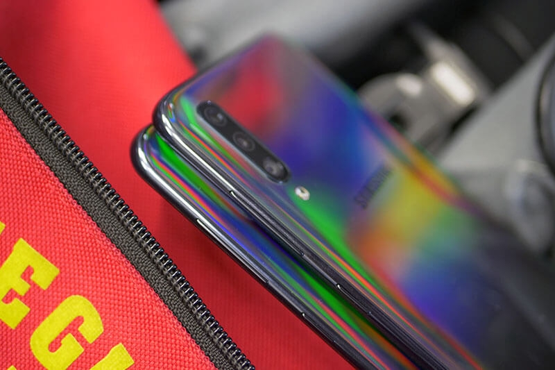 Samsung A70 ja A50