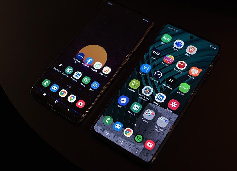 Galaxy A71 vs A51