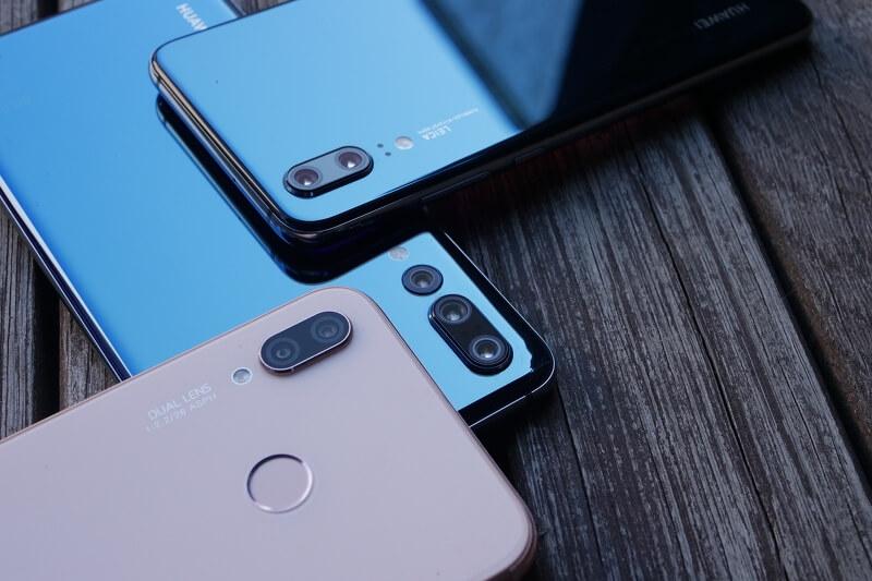 Huawei P20, Pro ja Lite