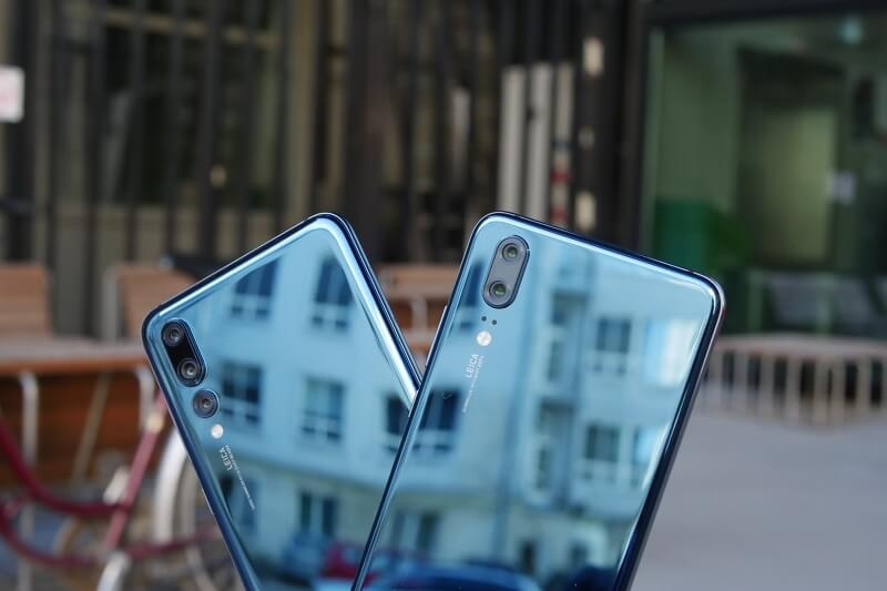 Huawei P20 ja P20 Pro