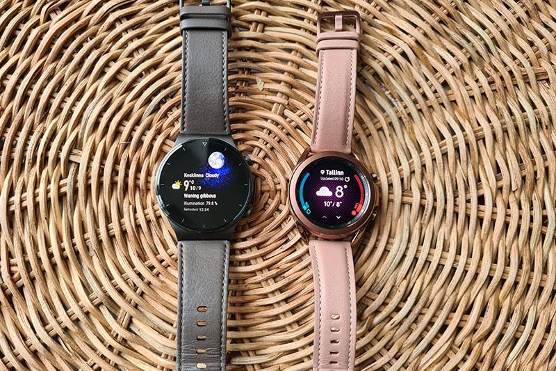 Watch GT2 Pro vs Watch3