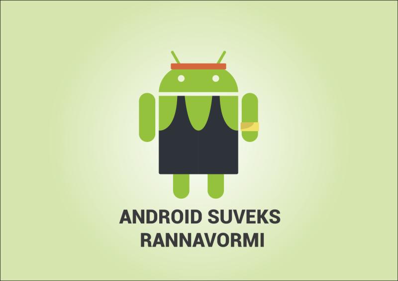 Android suvevormi