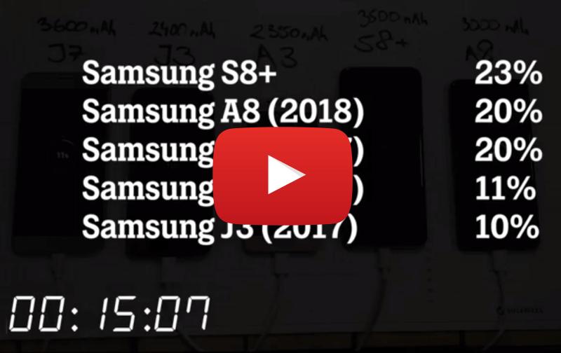 Samsungi laadimine