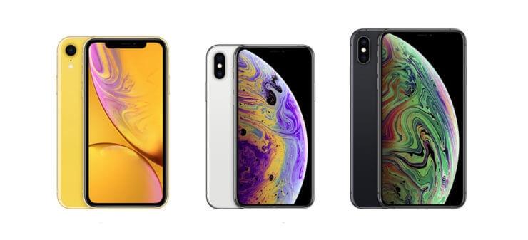 Apple telefonid 2018
