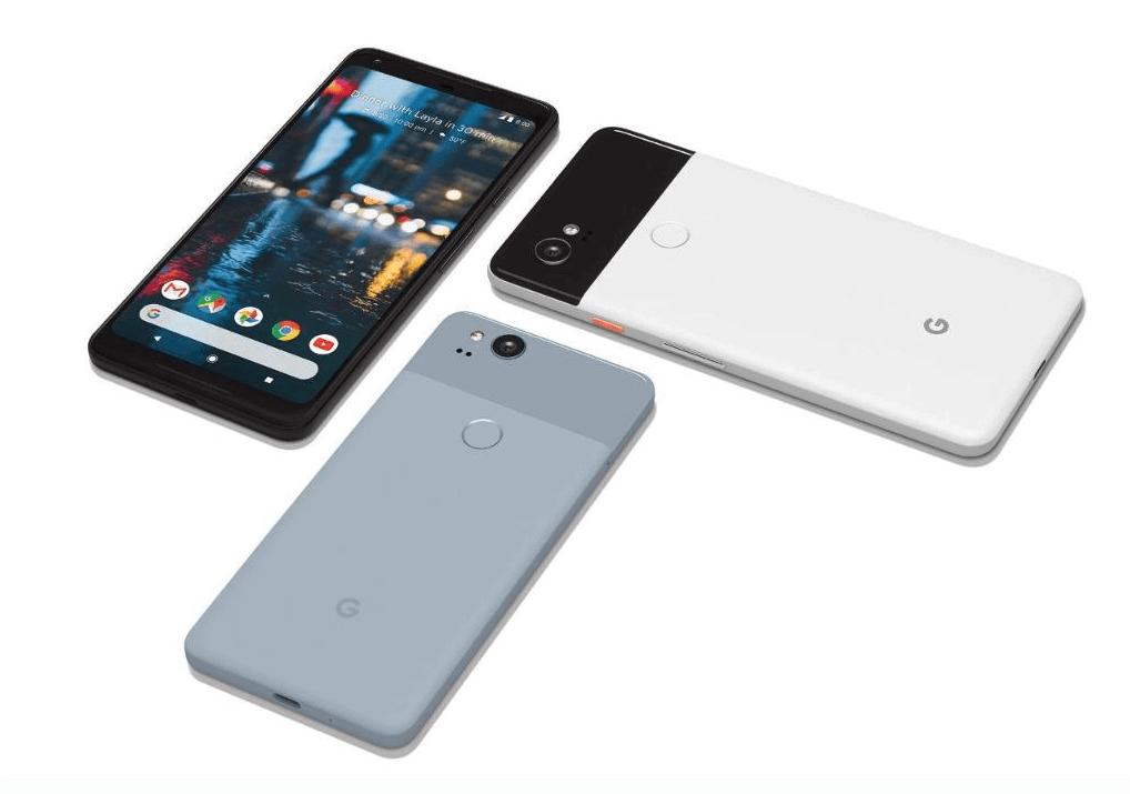 Google Pixel 2 ja XL